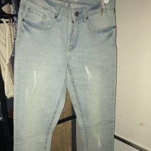 jeans never worn , received as a gift